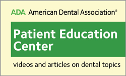 ADA Patient Education including Root Canal Therapy