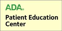 Logo of ADA Patient Education Center