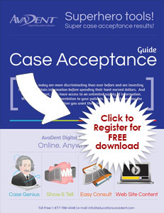 Sign up to receive your free Case Acceptance Guide!